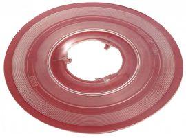 Műanyag küllővédő tárcsa 3 körmös