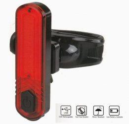 Hátsó világítás 10 LED, USB