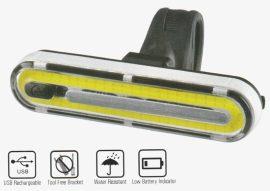 Velotech első lámpa 50LED USB